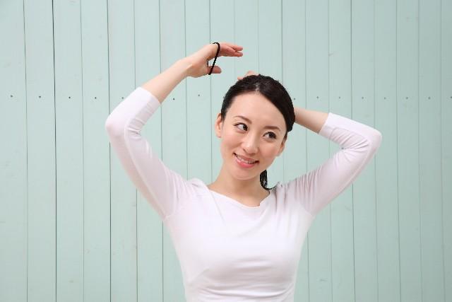縮毛矯正・ストレートの後は髪の毛は結ばないほうがいいですか?