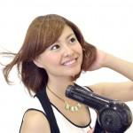 正しい髪の毛を綺麗にするお家で自分でするドライヤーの乾かし方