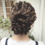 髪の毛が多い人、硬い人でも柔らかく作れますよ!最近のヘアアレンジ集♡