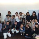 美容師さん、ヘアメイクさん向けのヘアアレンジ講習開催!