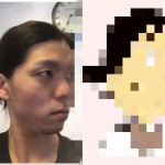 自分の髪型がまたしても有名なアニメキャラに似てきた話