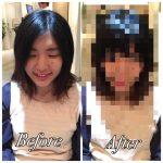 長い前髪からバッサリ切るときの前髪のポイントと似合わせは?