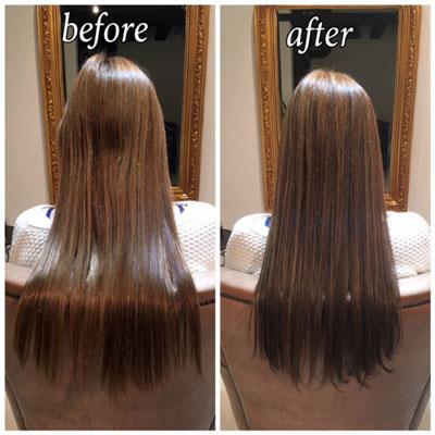 立川美容室Lacisaはヘアケアが上手。今までで一番の美髪へ♪