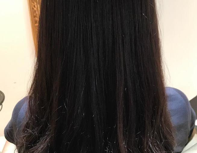 縮毛矯正をかけた髪にパーマはかけられるのか?
